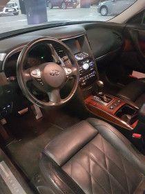 Infiniti FX50S, 8 cylinder, 50,000 km, 2013