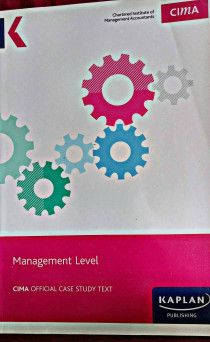 CIMA OFFICIAL MANAGEMENT CASE STUDY TEXT