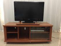 TV + DVD + Furniture.