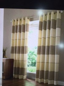 Curtain and blind for house and office