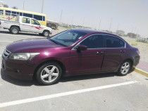 Honda accord Ex- Saloon car 2010 for sale. Veru good condition. Neat and clean