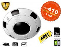 3D PANORAMIC WIFI CAMERA 2MP with Free 32 GB SD Card for ONLY 410AED