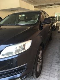 2009 Audi Q 7 Available for Sale in Dubai - Al Warsan