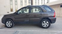 Expat Driven (First Owner) KIA SPORTAGE 4WD in Perfect Condition for Sale!