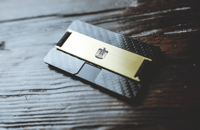 Mens Carbon Fiber Wallets