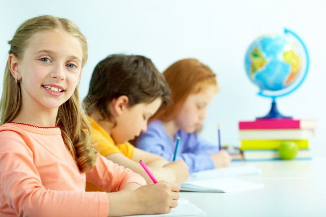 Language Courses for Children - English, Arabic & French ( 40% OFF)