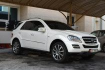 Mercedes Benz ML500 V8 Grand Edition GCC Specs Low Milege