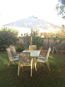 Garden Furniture in Excellent Condition for Sale