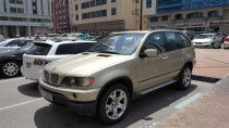 BMW X5, 4.4i, 2003, Full Options — FOR SALE Single owner, 127,000 km only