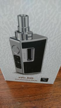 Vape evic AIO only used once still in original packing!!!