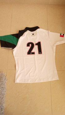 UAE National Team Rugby Jersey (Original Piece- Gilbert) ,