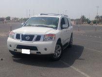 Nissan Armada LE, 5.6L, V8, 2011/2012, Full Option, Leather, GCC Specs 4x4