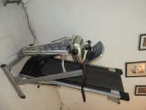 Fully automatic Treadmill, dumbbells, Waist trimming belt, Foot Rotating Pad