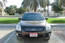 4WD KIA SPORTAGE FULL OPTION ONLY 59000KMS!! WITH 1 YEAR INSURANCE