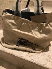 Burberry bag never used