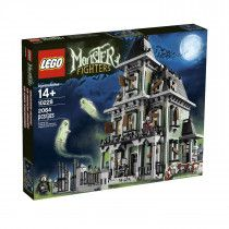 LEGO 10228 RETIRED MONSTER FIGHTER HAUNTED HOUSE
