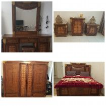 Home furniture for Sale in Abu Dhabi - Average Condition