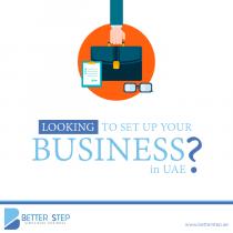 Business setup in UAE.