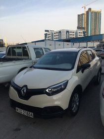 Renault Captur 1.2 Turbo Eco Boost Engine