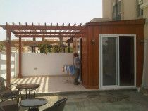 Wooden Pergola, Gazebo, Decking, Fence, Trellis, Customize Garden Furniture,