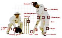 First class Cricket Kit