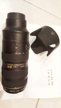 Nikon 70-200 ,F 2.8 Lens VRII
