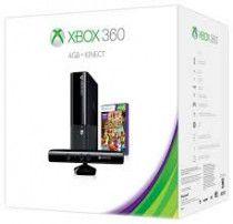 XBox 360 500GB + Kinect