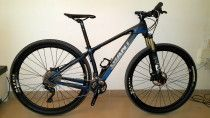 GIANT XTC ADVANCED 1 29ER carbon
