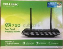 TP LINK Archer C2 AC 750 Dual Band Wireless Router for Sell
