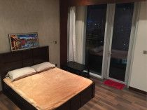 Available Master room attached bathroom and balcony for rent in business bay
