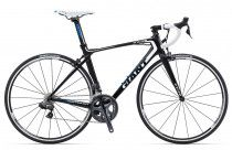 GIANT TCR ADVANCED 0, Shimano Ultegra Di2 electronic componentry, Size S,
