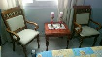 Beautiful Tables an chairs for bedroom or tea corner