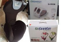 FOR SALE ISUKOSHI CHAIR, FOOT & NECK MASSAGE!