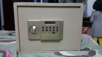 electronic safe in good condition