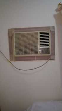 Nice Window AC is Available Just in 350AED