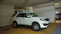 Toyota Fortuner TRD Sportio 2014 Model