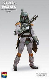 "MEDICOM RAH Star Wars Episode VI The Return of The Jedi 12"" Boba Fett"
