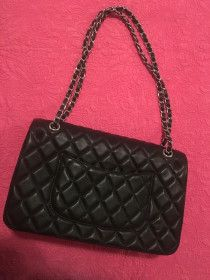 Georgeous leather bag