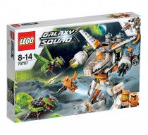LEGO 70707 Retired Galaxy Squad CL89 Eradicator Mech