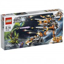 LEGO 70705 Retired Galaxy Squad Bug Obliterator