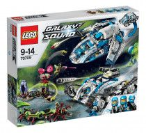 LEGO 70709 Retired Galaxy Squad Galactic Titan