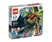 LEGO 70702 Retired Galaxy Squad Warp Stingers