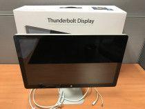 "Apple 27"" Thunderbolt Display LED Monitor"