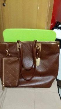 New leather longchamp authentic