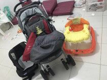 Stroller walker car seat