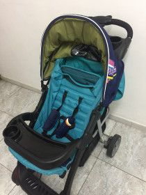 Stroller with Car Seater