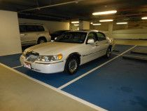 2002 LINCOLN TOWN CAR CARTIER EDITION