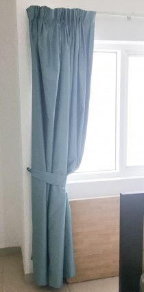 Curtains 2 Sizes Beautiful colors
