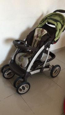 GRACO stroller with high suspension wheels