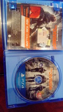 Tom Clancy's The division for sell